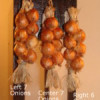 Onion Braids …now available on Etsy.