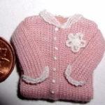 Buff Pink lace