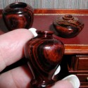 Cocobolo trio closer look