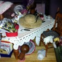 Milliners table a
