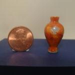 Terra cotta tall vase (4)
